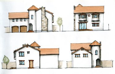 Elevation Sketches